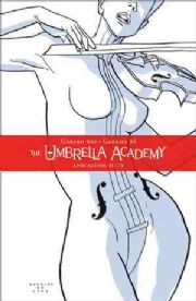 Umbrella Academy Apocalypse Suite Graphic Novel Trade Paperback TP Gerard Way Dark Horse Comics
